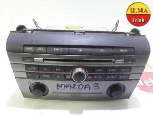 RADIO AUTORADIO 14794018 MAZDA 3 2007 150210