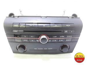 RADIO AUTORADIO 14795218 MAZDA 3 03-07 150238