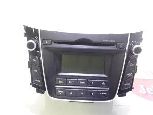 RADIO AUTORADIO 96170A6200GU HYUNDAI I30 2014 152202