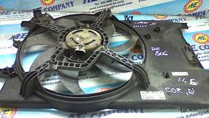Ventilator hladnjaka vode klime Corsa D 1.4 16V AE 806
