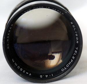 Soligor 250mm F4.5