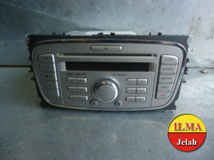 RADIO AUTORADIO 7S7T18C815BA MONDEO 07-10 134202
