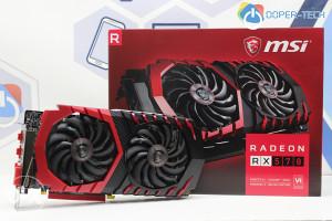 MSI RADEON RX 570 4GB DDR5