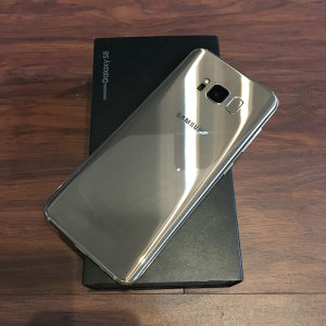 Galaxy S8 ARTIC SILVER - MOŽE ZAMJENA