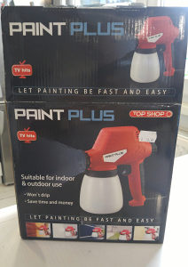 Paint Plus Kompresor Za Krečenje Biznis I Industrija Pumpe I - Paint plus