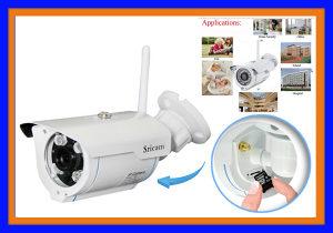 VANJSKA WiFi LAN IP Camera Sricam SP007 - AKCIJA