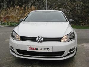 VW GOLF 7 2.0 TDI HIGHLINE LOUNGE 2014 g.