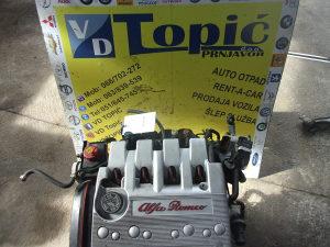 MOTOR ALFA ROMEO 1.6 16V TS,77 KW,02 G.P