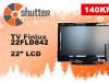 Finlux LCD TV / Monitor sa daljinskim
