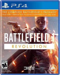 Battlefield 1: Revolution Edition PS4 DIGITALNA IGRA