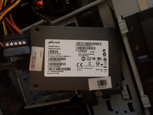 SSD 120gb Micron - 100% ispravan