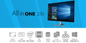 All in One Mediacom 210