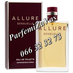 Chanel Allure Sensuelle 100ml EDT Tester ... Ž 100 ml