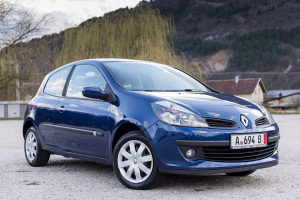 Renault Clio 1.5 dci registrovan