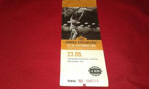 Ulaznica Turnir Mirza Delibasic