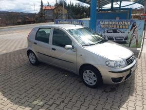 Fiat punto 1.4 sekvent plin 2004 gp
