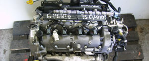 dijelovi motora fiat punto 1.3 M-jet