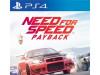 Need for Speed Payback PS4 - 3D BOX - BANJA LUKA