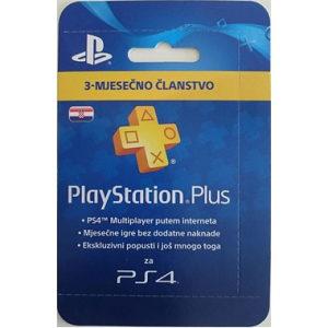 PlayStation tromjesečno članstvo - 3D BOX - BANJA LUKA
