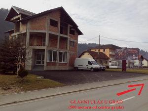 Kuća Fojnica PRODAJEM kuću u Fojnici - DETALJNO