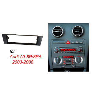 Radio CD Blenda Adapter Audi A3 03-