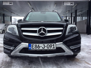 GLK 250 BLUETEC 4MATIC