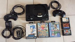 Sega Mega Drive 1 MD1