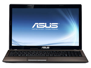 "Asus X53S 15.6"" Intel i7 2670QM 8x2.2-3.1GHz Gamer"