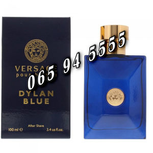 Versace Pour Homme Dylan Blue After Shave 100ml 100 ml