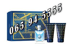 Versace Pour Homme SET 50ml + 50ml SG + 50ml ASB