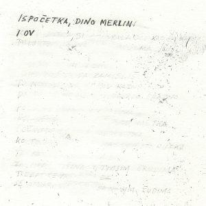 Ispočetka (CD) Dino Merlin