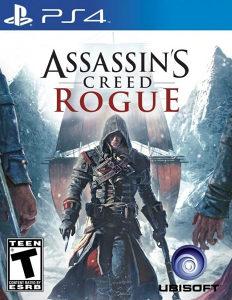 ASSASSINS CREED ROGUE REMASTERED PS4. DIGITALNA IGRA