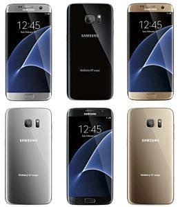 Samsung GALAXY S7 edge Dual SIM SILVER