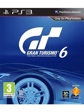 PS3 Grand Turismo 6 Orginal
