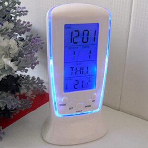 Digitalni LED stoni sat - alarm / Besplatna dostava /