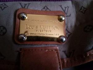 Louis Vuitton tašna