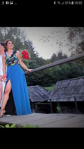 Vjencanica i svecane haljine