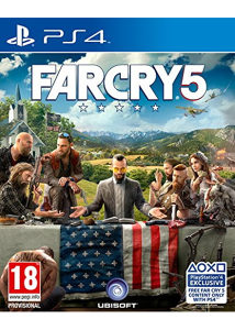 Far Cry 5 (Playstation 4 - PS4)