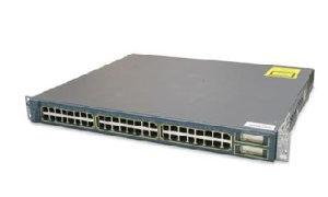 Cisco Catalyst WS-C3548-XL-EN Switch 48 portova