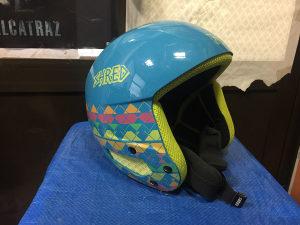 Kaciga za skijanje Shred vel.54