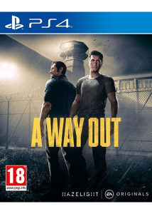A Way Out (PlayStation 4 - PS4)