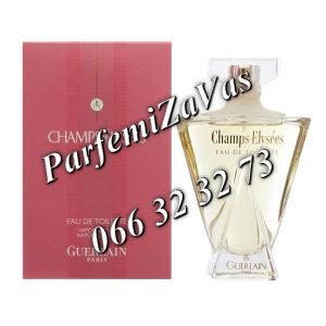 Guerlain Champs Elysees 75ml EDT Tester ... Ž 75 ml