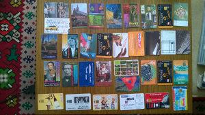 Stare telefonske kartice (lot 33 kartice)