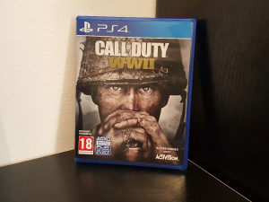 Call of Duty: WWII (PS4 Playstation 4) ww2