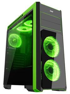 HULK XFX Rx580 4GB GAMER: Ryzen 3 1300X 4x3.5-3.7GHz