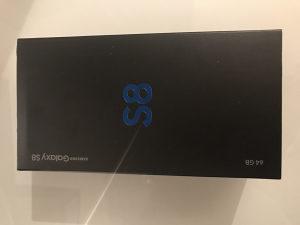 SAMSUNG GALAXY S8 ROSE PINK 64GB NOVO GARANCIJA