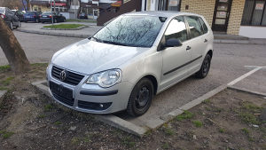 VW POLO DIZEL 51 KW. 70 KS. 2007 GOD.