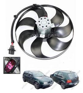 VW GOLF IV -Ventilator hladnjaka vode  (1997-2003)