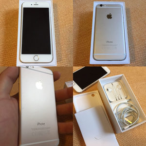 Apple iPhone 6 128GB 128 GOLD