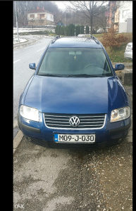 Volkswagen Passat 1.9 tdi 96 kw 4motion